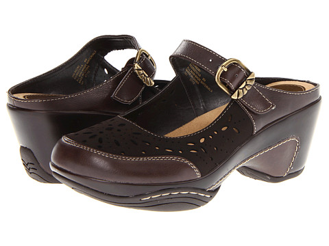 Rialto - Viva (Brown) Women's Clog/Mule Shoes