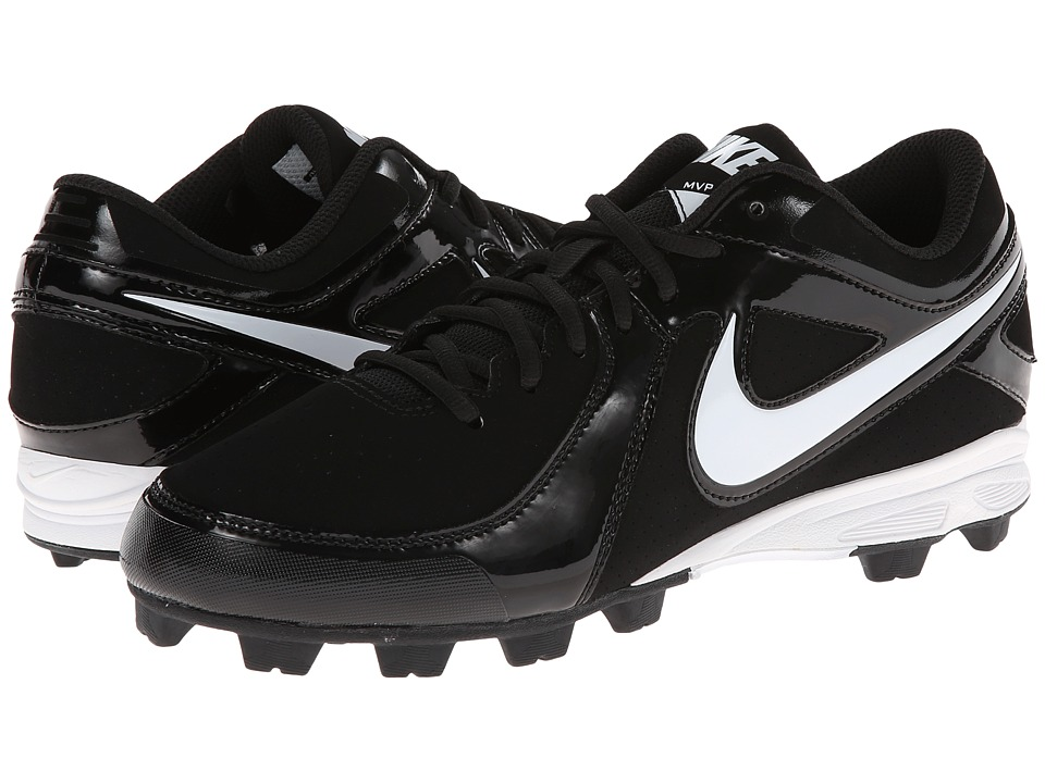 Nike - MVP Keystone Low (Black/White) Men