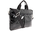 LeSportsac 13 Laptop Bag (Black Patent)