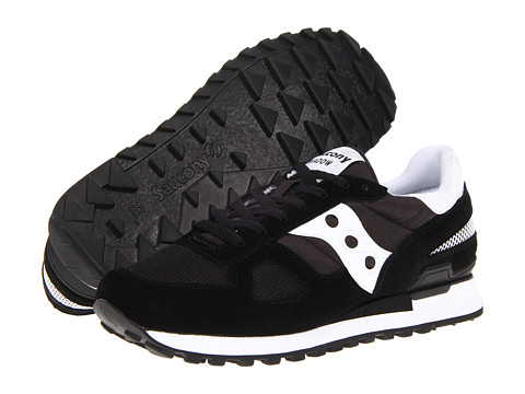 Saucony Originals - Shadow Original (Black) Men's Classic Shoes