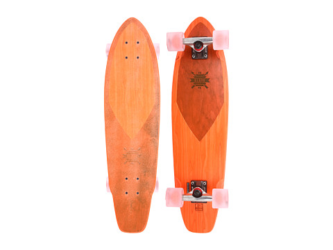 Globe - Squash Wedge (Clear Salmon) Skateboards Sports Equipment