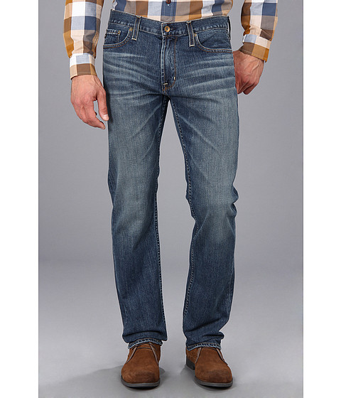 Big Star - Division Slim Straight Leg Jean in Thompson Medium (Thompson Medium) Men's Jeans