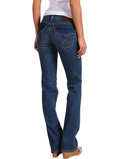 SALE! $44.99 - Save $63 on Big Star Remy Low Rise Bootcut Flap Jean in Allure (Allure) Apparel - 58.34% OFF $108.00