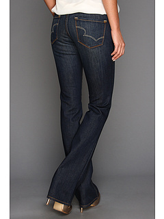 SALE! $59.99 - Save $76 on Big Star Hazel Mid Rise Slim Bootcut Jean in 3 Year Dust (3 Year Dust) Apparel - 55.89% OFF $136.00