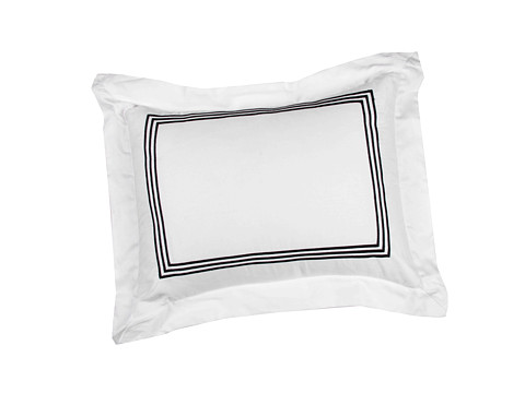 Roxbury Park - Baratto Decorative Pillow (Black) Sheets Bedding