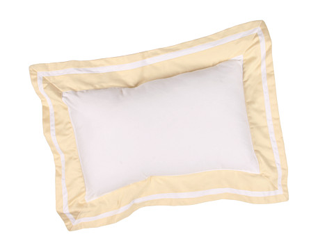 Roxbury Park - Inlay Decorative Pillow (Ecru) Sheets Bedding