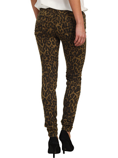 SALE! $39.99 - Save $66 on Big Star Alex Mid Rise Skinny Jean in Leopard Print (Leopard) Apparel - 62.27% OFF $106.00