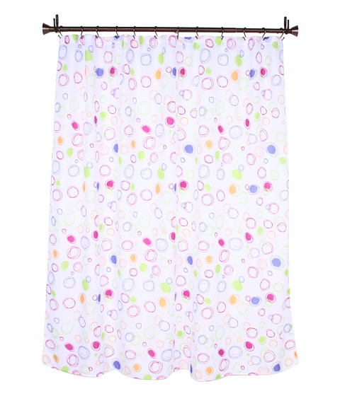 InterDesign - Doodle Shower Curtain (Multi) Bath Towels
