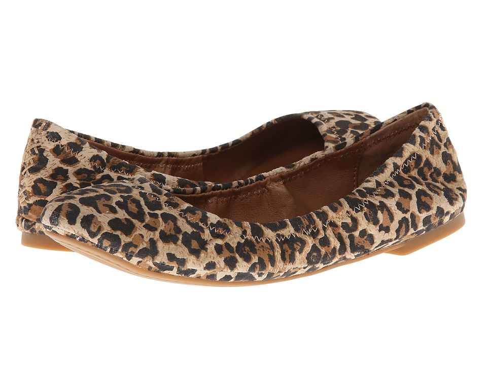 Lucky Brand - Emmie (Luxe Leopard) Women's Flat Shoes