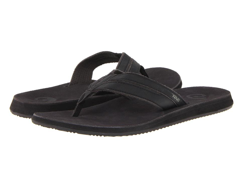 Teva - Eddy (Black) Men's Sandals