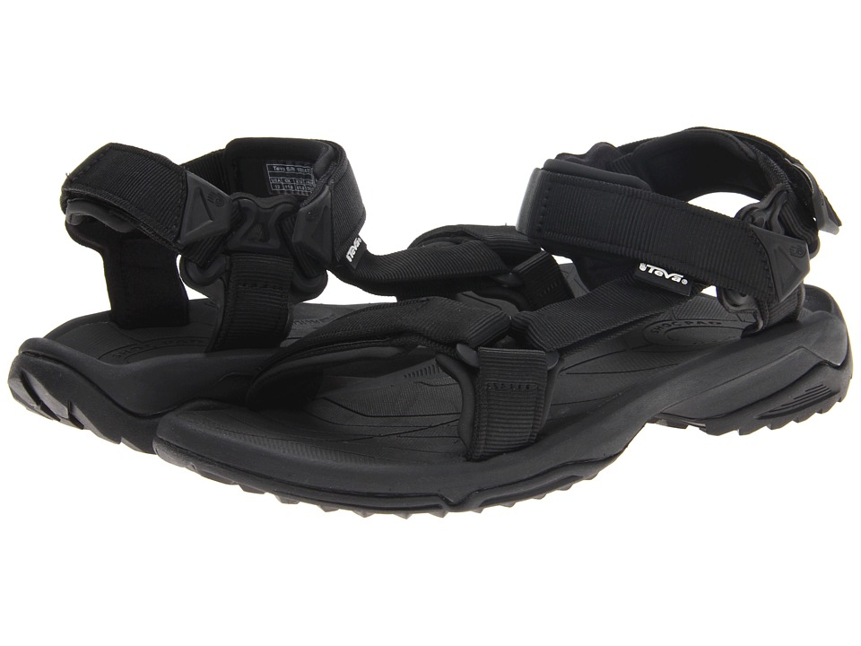 Teva - Terra Fi Lite (Black) Men's Sandals
