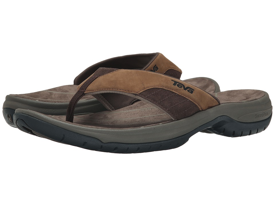Teva - Jetter Thong (Cigar) Men's Sandals