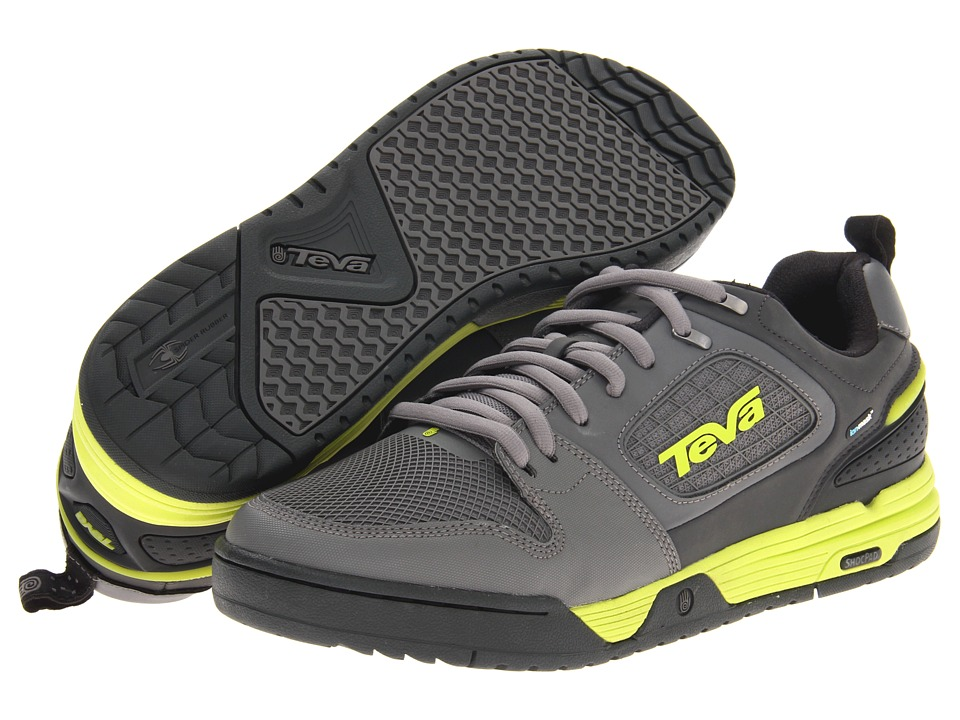 Teva - The Links (Charcoal Grey) Men's Walking Shoes