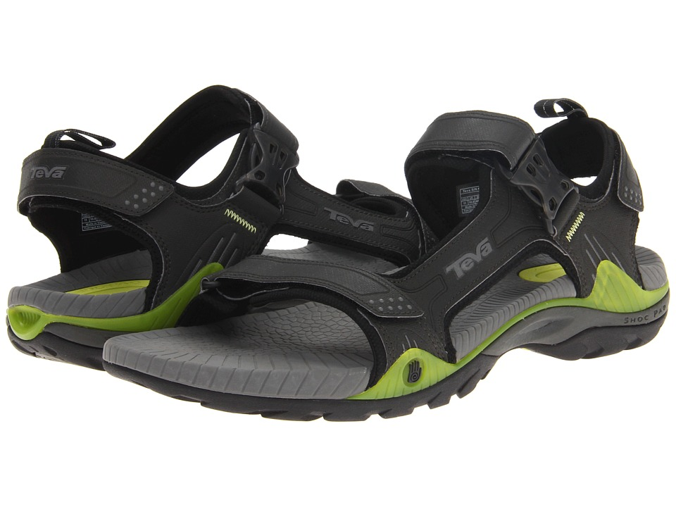 Teva - Toachi 2 (Charcoal Grey) Men's Sandals