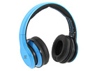 SMS Audio - STREET by 50 - Over-Ear Wired Headphones (Blue) - Electronics