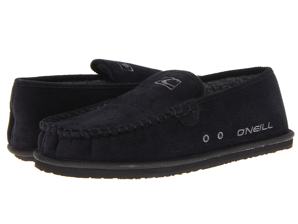 O'Neill - Surf Turkey Low (Black) Men's Slippers