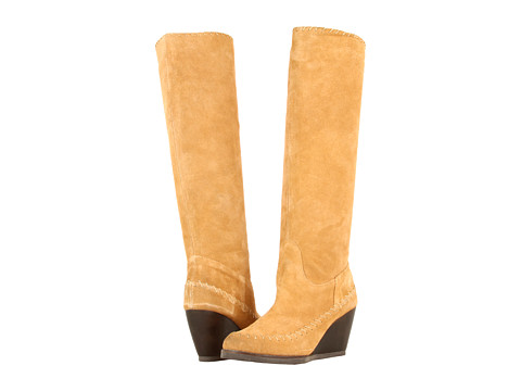 Sbicca - Brood (Tan) Women's Pull-on Boots