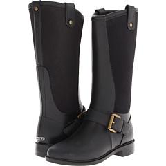 Chooka Windsor Riding Boot (Black) Footwear