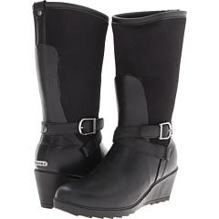 Chooka Seville Wedge Rainboot (Black) Footwear