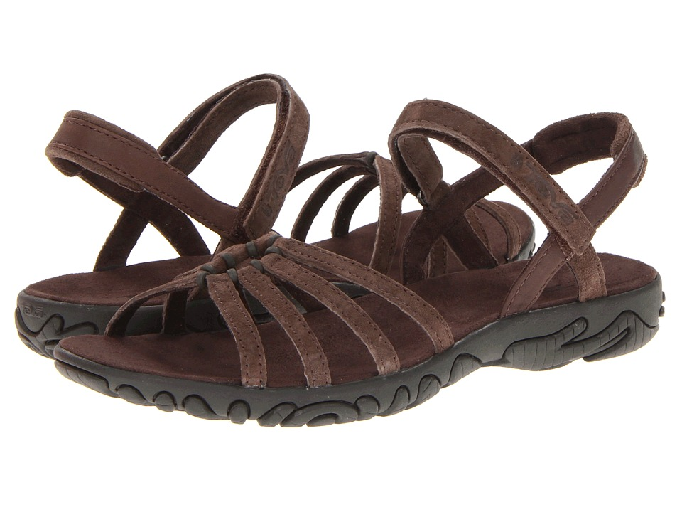 Teva - Kayenta Suede (Brown) Women's Sandals