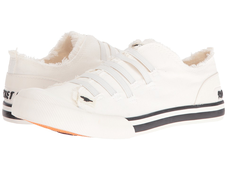 Rocket Dog - Joint (Off White) Women's Lace up casual Shoes