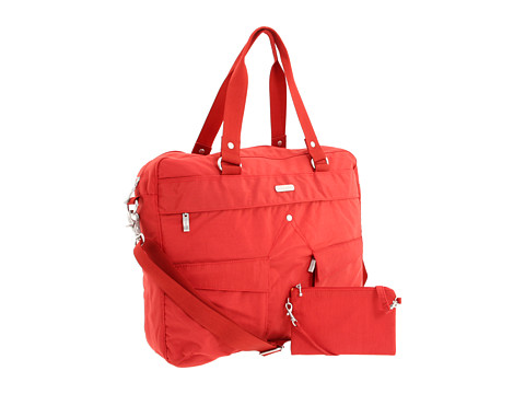 Baggallini Executive Satchel (Tomato/Mango) Satchel Handbags