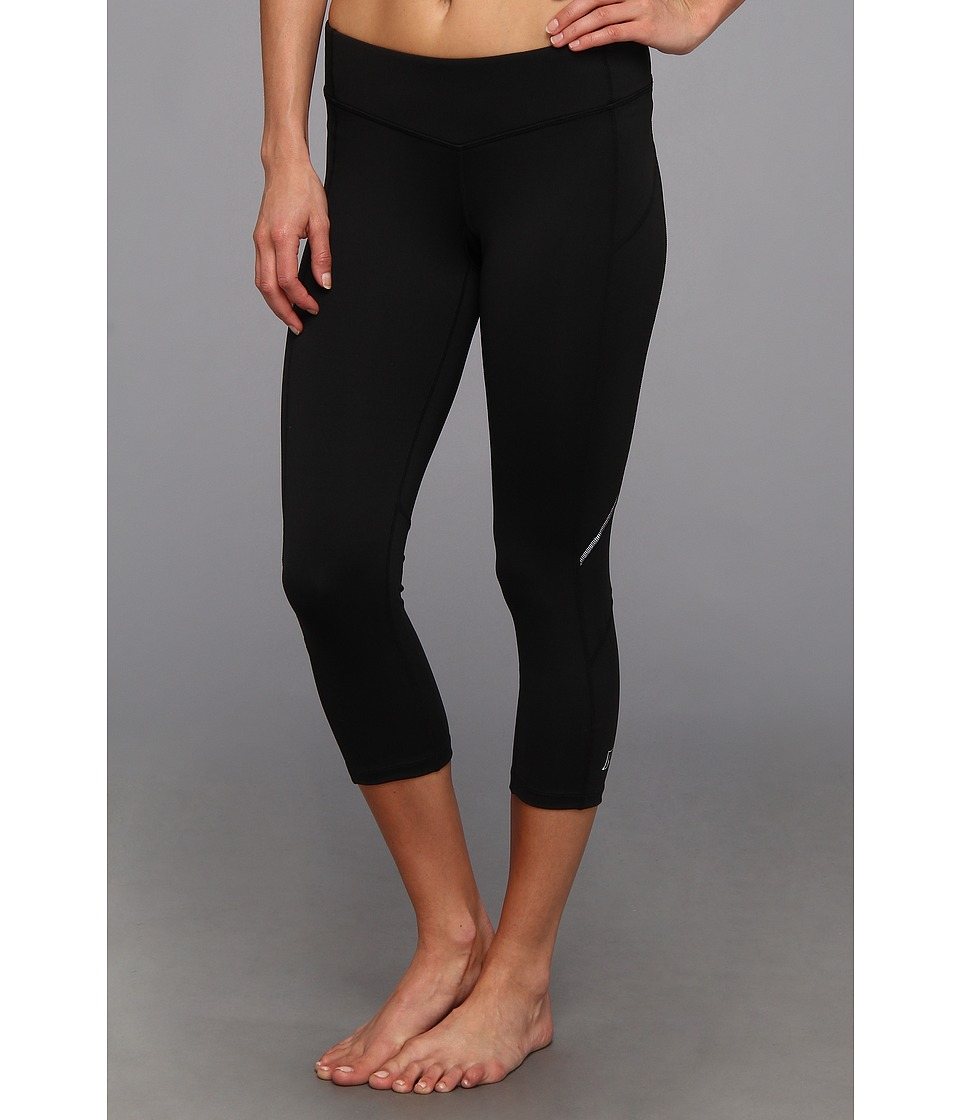 Skirt Sports - Redemption Capri (Black) Women's Capri