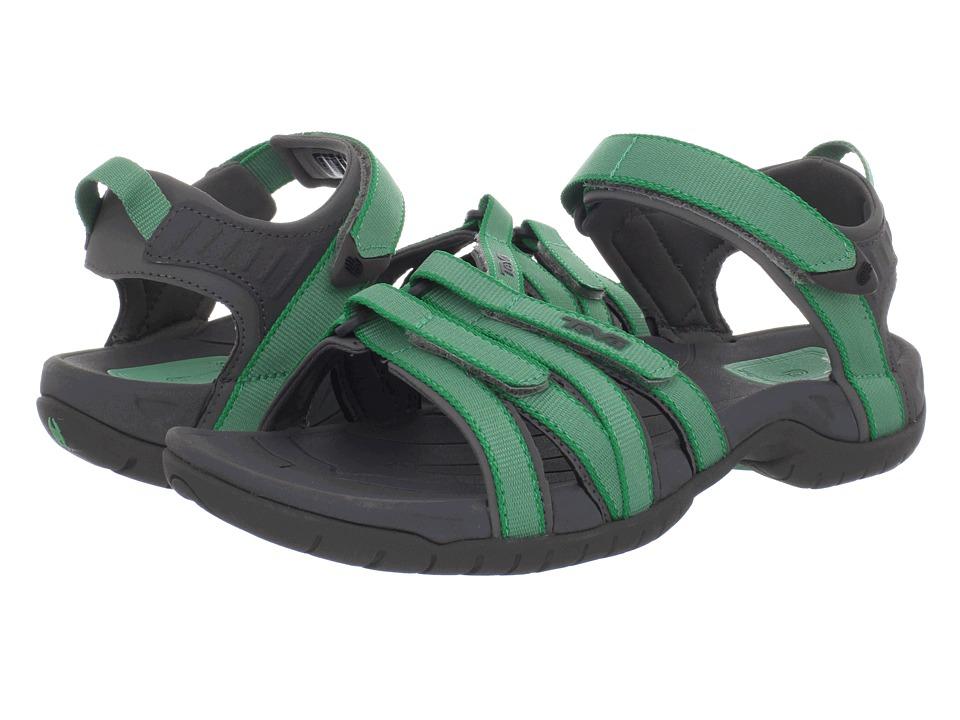 b246d5ccb2d5 Teva Tirra Womens Sandals (Green) on PopScreen