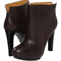 Nine West Cashy (Grey Leather) Footwear