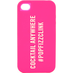 SALE! $14.99 - Save $20 on Kate Spade New York Pop Fizz Clink Silicone Case for iPhone 4 (Pink White) Electronics - 57.17% OFF $35.00