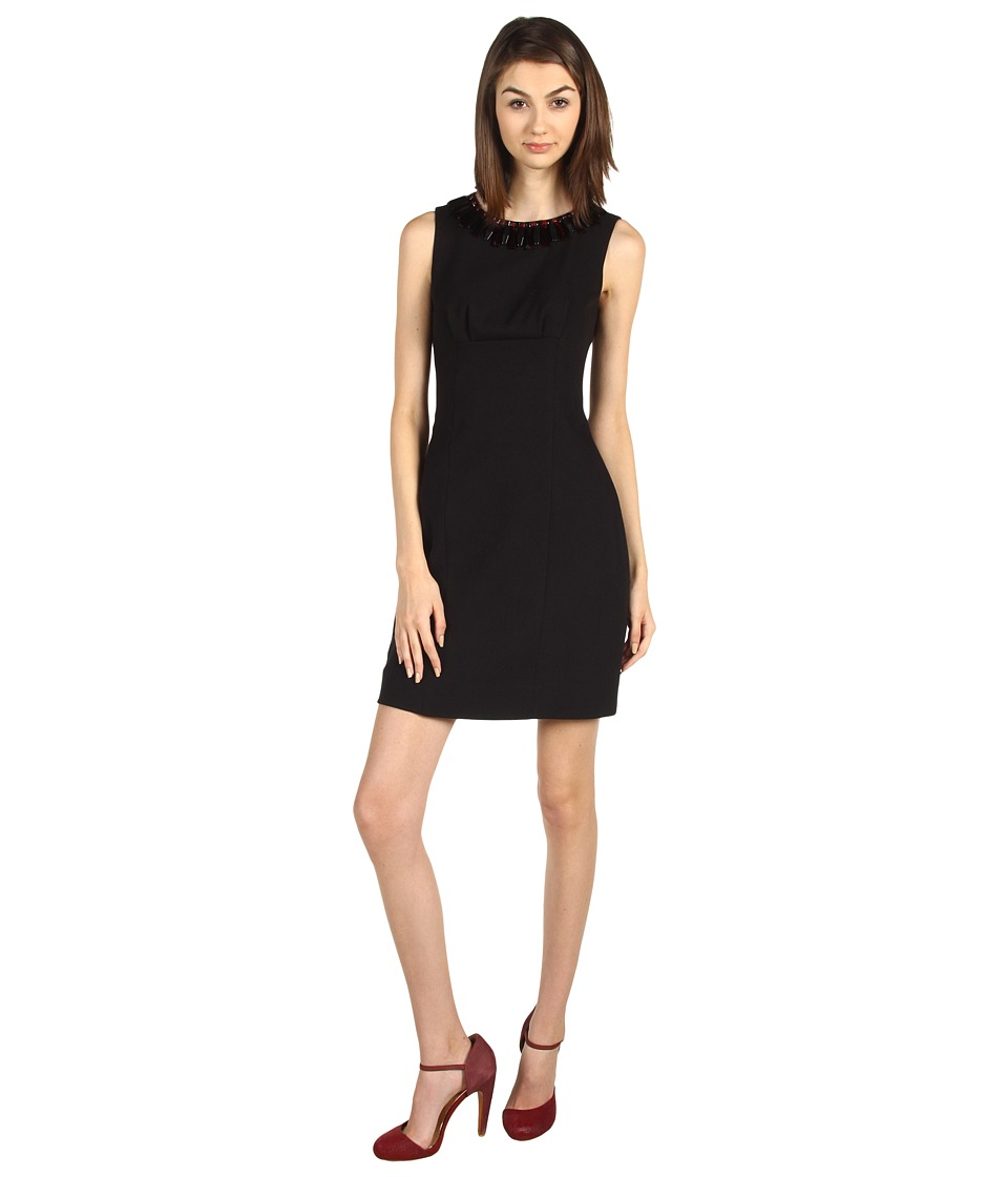 Kate Spade New York Diana Dress Womens Dress (Black)