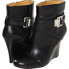 Nine West Goingfwd (Black Leather) Footwear