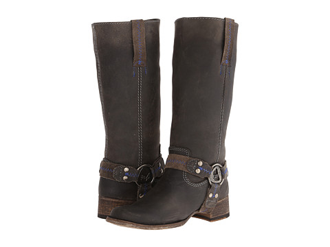 Bed Stu - Opal (Black) Women's Pull-on Boots