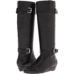 Nine West Kenway (Black Leather) Footwear