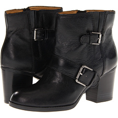 Nine West Lildipper (Black Leather) Footwear