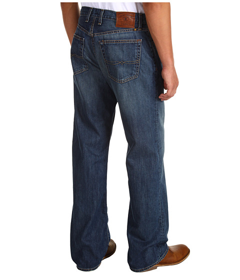 Lucky Brand - 181 Relaxed Straight 32 in Medium Clarksville (Medium Clarksville) Men