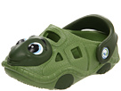 Polliwalks - Timmy the Turtle (Infant/Toddler) (Green) - Footwear