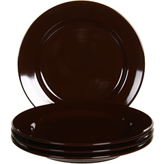 SALE! $9.99 - Save $18 on Waechtersbach Set of 4 Salad Plates Fun Factory (Chocolate) Home - 64.32% OFF $28.00