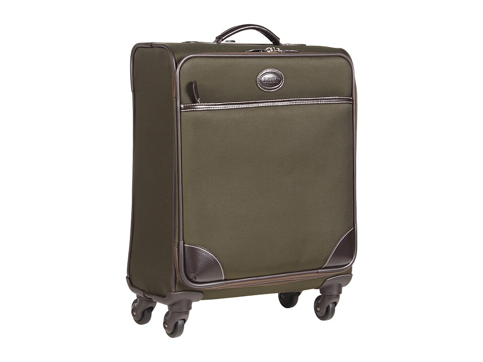 Bric's Milano - Pronto - 20 Wide Body Spinner (Forest Green) Carry on Luggage