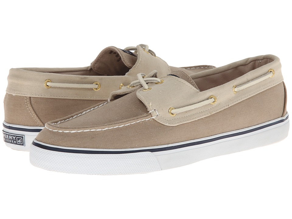 Sperry Top-Sider - Bahama 2-Eye (Stone/Oat) Women's Slip on Shoes