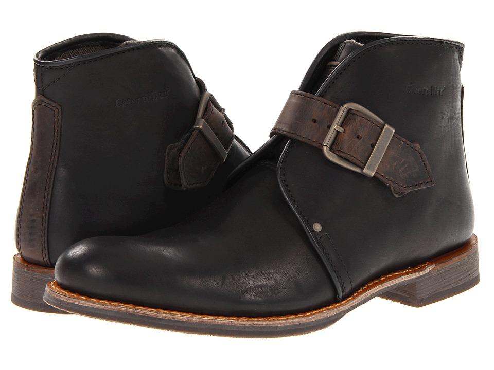 Caterpillar - Haverhill (Black) Men's Boots
