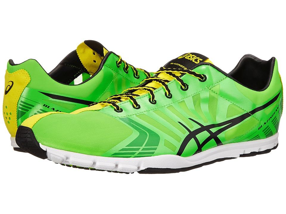 ASICS - Blazingfast (Green/Black/Yellow) Men