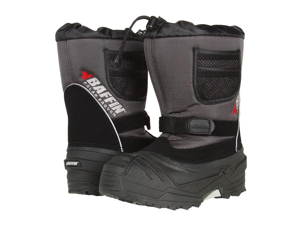 Baffin Kids - Young Explorer (Little Kid/Big Kid) (Pewter) Kids Shoes