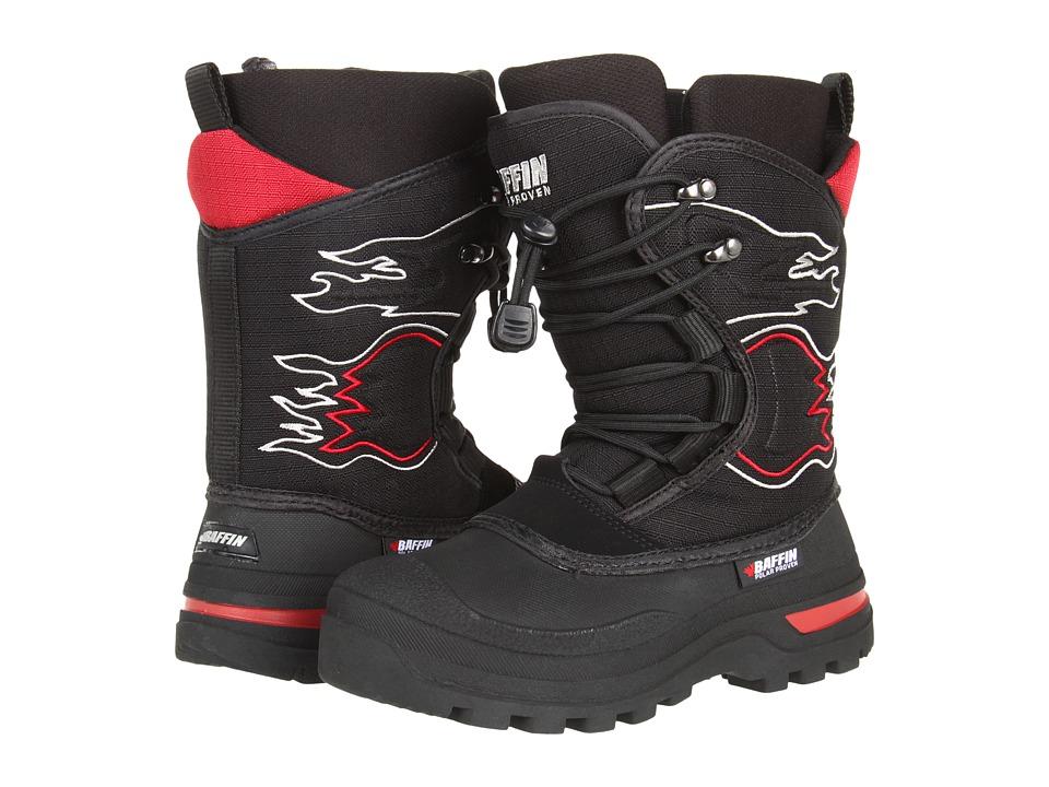 Baffin Kids - Flame (Little Kid) (Black) Kids Shoes