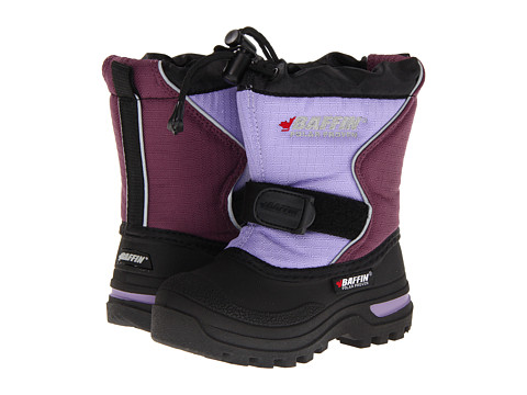 Baffin Kids - Mustang (Toddler) (Plum) Girls Shoes