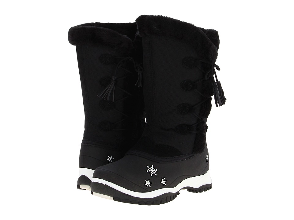 Image of Baffin Kids - Cadee (Little Kid) (Black) Girls Shoes