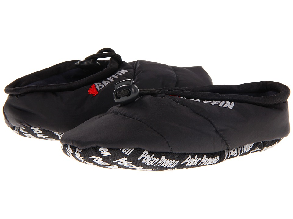 Baffin Kids - Cush (Toddler/Little Kid) (Black) Kids Shoes