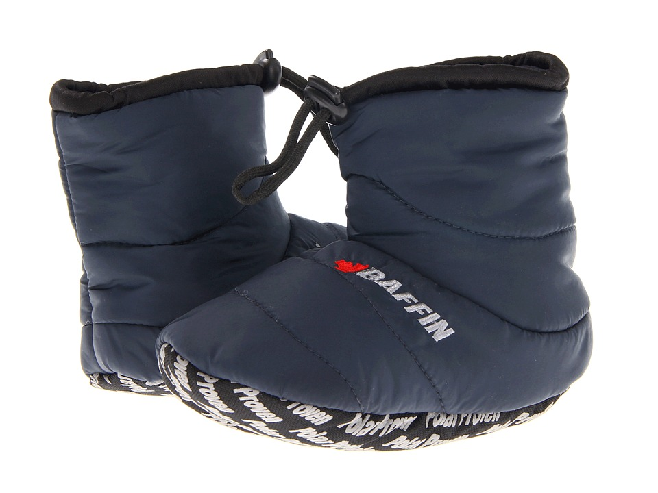 Baffin Kids - Cush Bootie (Toddler/Little Kid) (Navy Blue) Kids Shoes