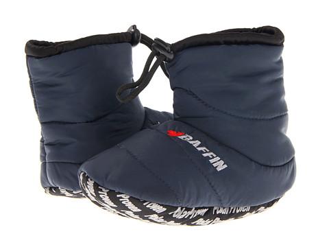 Baffin Kids - Cush Bootie (Toddler/Little Kid) (Navy Blue) Kids Shoes