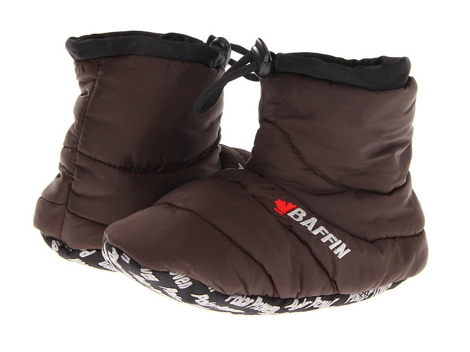 Baffin Kids - Cush Bootie (Toddler/Little Kid) (Espresso) Kids Shoes